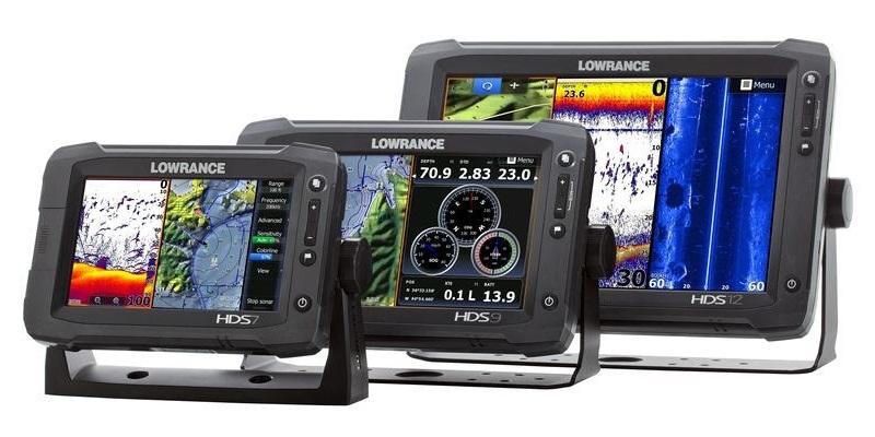 Lowrance HDS Gen 2 Touch Fishfinder
